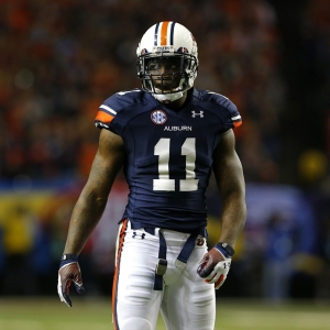 Auburn Tigers cornerback Chris Davis