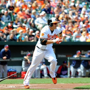 Baltimore Orioles first baseman Chris Davis