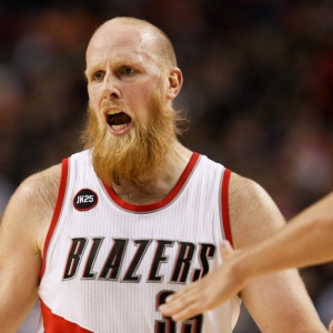 LA Clippers Center Chris Kaman.