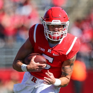 Chris Laviano Rutgers Scarlet Knights