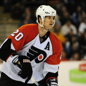 Philadelphia Flyers Chris Pronger
