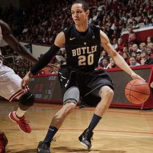 Butler Bulldogs guard Chrishawn Hopkins