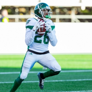 Christion Jones Saskatchewan Roughriders