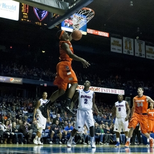 Syracuse Orange forward C.J. Fair