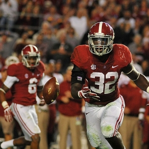 University of Alabama linebacker C.J. Mosley