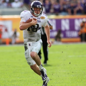 Clayton Thorson, Northwestern Wildcats quarterback