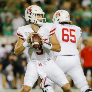Clayton Tune Houston Cougars