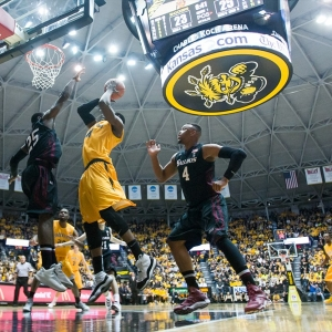 Wichita State Shockers forward Cleanthony Early