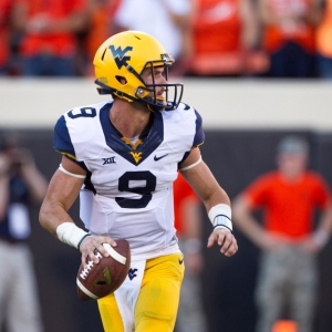 Clint Trickett West Virginia Mountaineers