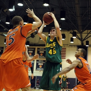 Cody Doolin of the University of San Francisco