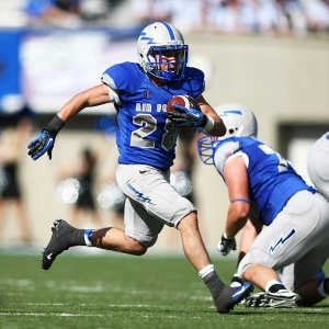 Air Force Falcons Running Back Cody Getz