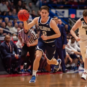 Villanova Wildcats guard Collin Gillespie