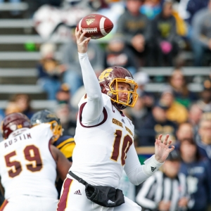 Cooper Rush Central Michigan Chippewas