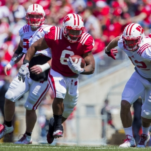 Corey Clement Wisconsin Badgers