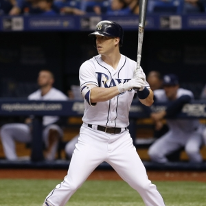 corey dickerson tampa bay rays