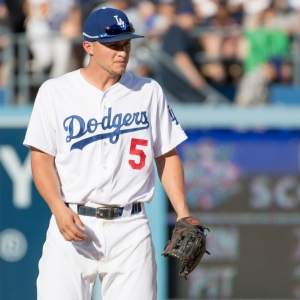 Corey Seager Los Angeles Dodgers