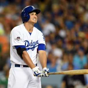 Los Angeles Dodgers Shortstop Corey Seager