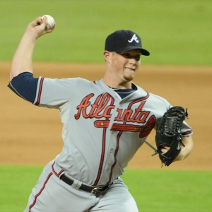 Atlanta Braves relief pitcher Craig Kimbrel
