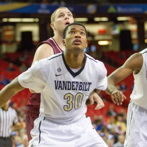Damian Jones Vanderbilt Commodores