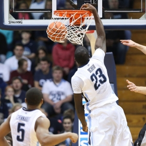 Villanova Wildcats forward Daniel Ochefu