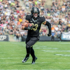 Purdue Boilermakers wide receiver Danny Anthrop