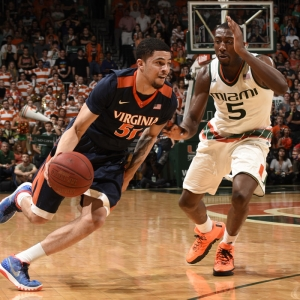 Darius Thompson Virginia Cavaliers