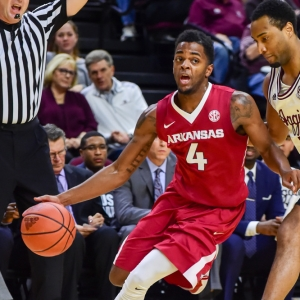 Daryl Macon Arkansas Razorbacks