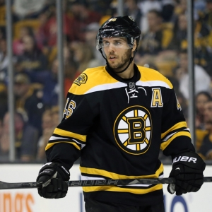 David Krejci Boston Bruins