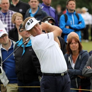 PGA golfer Davis Love III