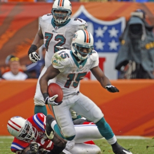 Miami Dolphins Davone Bess.