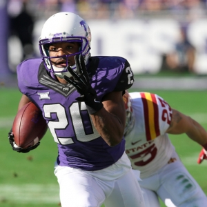 TCU Horned Frogs wide receiver Deante' Gray