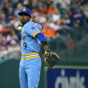 Dee Gordon Seattle Mariners