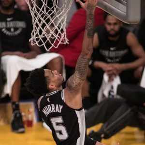 Dejounte Murray San Antonio Spurs