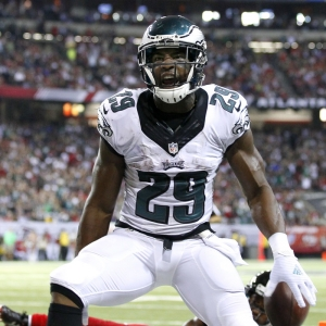 Philadelphia Eagles running back DeMarco Murray