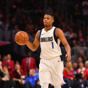Dennis Smith Dallas Mavericks