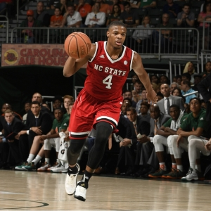 Dennis Smith Jr. North Carolina State Wolfpack