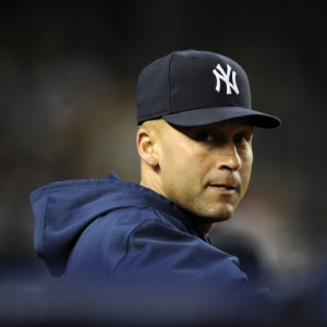 Derek Jeter of the Yankees.