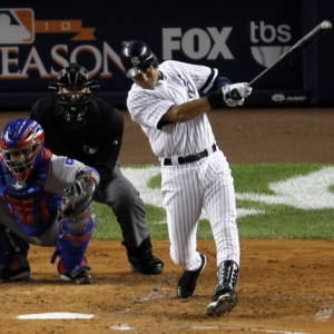 New York Yankees shortstop Derek Jeter