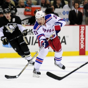New York Rangers center Derek Stepan