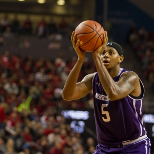 Dererk Pardon Northwestern Wildcats