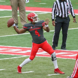 University of Houston Cougars quarterback D'Eriq King