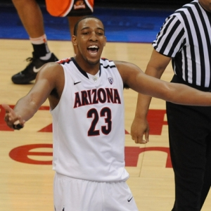 Derrick Williams of the Arizona Wildcats