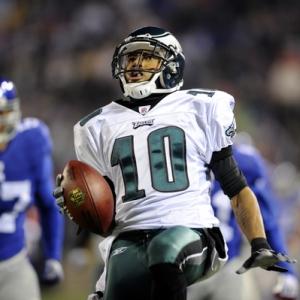 Philadelphia Eagles' WR DeSean Jackson.