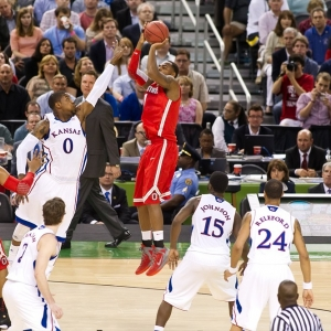 Ohio State Buckeyes forward Deshaun Thomas