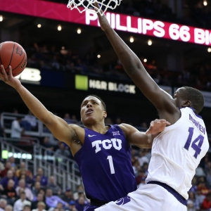 Desmond Bane TCU Horned Frogs