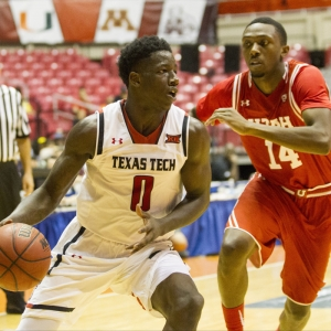 Devaugntah Williams Texas Tech Red Raiders