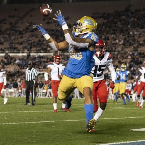 UCLA tight end Devin Asiasi