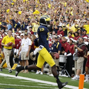 Devin Gardner of the Michigan Wolverines