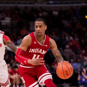 Devonte Green Indiana Hoosiers