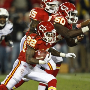 Kansas City Chiefs running back Dexter McCluster